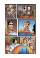 Marineman 6 page 40 by alexsollazzo