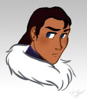 Young Tarrlok by chocowaffle