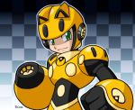 MegaMan X PAC-ARMOR by rongs1234