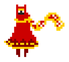 Journey Pixel by comical-lobster