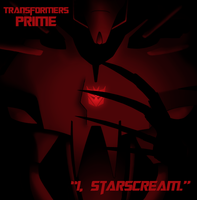 I, Starscream - cover by daughter-of-Myou