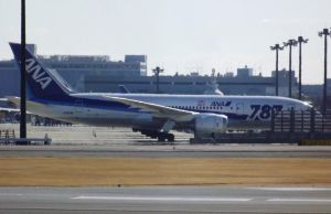 Boeing 787 Dreamliner by sudro