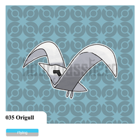 035 Origull by HourglassHero
