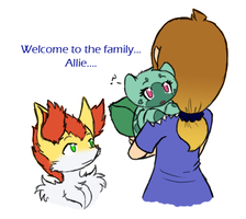 Welcome to the Family by WigglyWolf