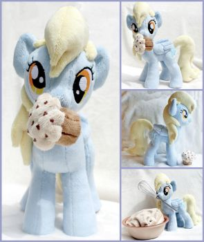 Derpy Hooves Plush SOLD by OhThePlushabilities