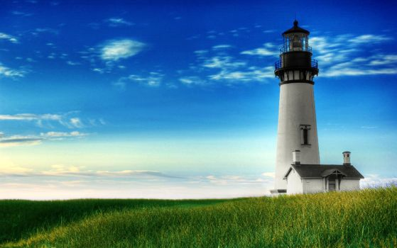 Dreamy Lighthouse by Seph-the-Zeth
