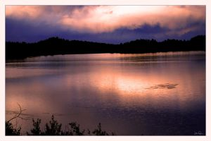 Red Feather Lake by chromosphere