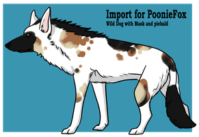 Import for PoonieFox by Alcemistnv