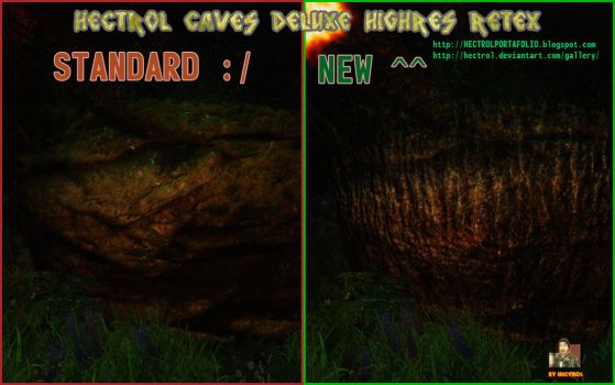 Hectrol CAVES DELUXE HR Retex - Comparison 11 by hectrol