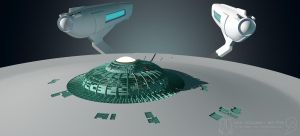 USS Excalibur NCC 1705 WIP 020 by LordSarvain