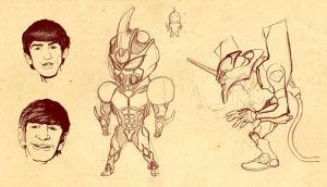 Last Sketches by Sturby