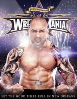 WrestleMania 30 Poster by TheReller