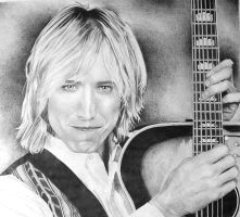 Tom Petty by Melissas-Artwork