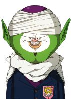 Piccolo Student by sakiroo
