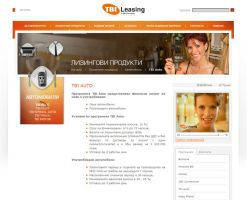 TBI Leasing Website by design-bg
