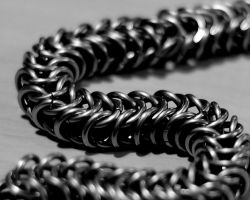 Chain Snake by mullet88