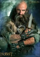 The Hobbit - An unexpected Journey - Dwalin by YoungPhoenix3191