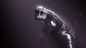 Xenomorph Wallpaper by The-Combine