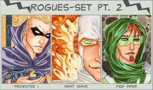 ROGUES-Set Pt. 2 by mlang
