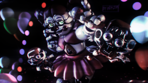 [SFM/Sister Location] Never look back. by NikzonKrauser
