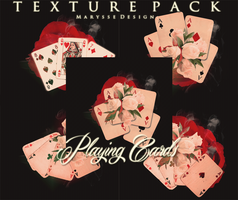 Playing Cards Texture Pack by Marysse93