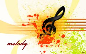 melody by oNh