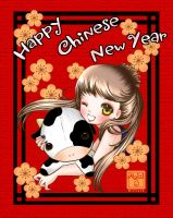 Happy Chinese New Year 2009 by Milliuth