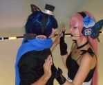 Vocaloid- Luka, we're supposed to be serious here by FireLightPhoenix