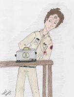 Rimmer and Talkie toaster by Kale-Wolfson
