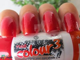 Essence Nail Colour3 #03 Kiss On Top Of The Rock by Danijella