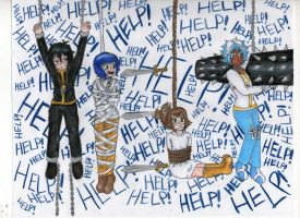 12. HELP by Tin-foiL