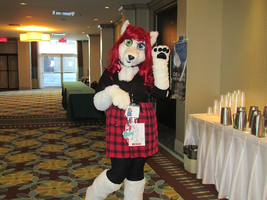 Nessie - What the Fur 2015 by J25TheArcKing