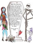 Nightmare before xmas poem by jackfreak1994
