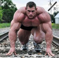Bodybuilder 124 by Stonepiler