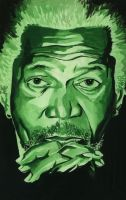 morgan freeman by sophiyaster