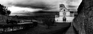 Assisi_5bw by ActiveSlacker