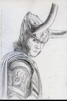 Loki by DragonysArt