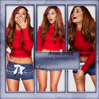 Photopack PNG de Ariana Grande by MaguiEditionsLove