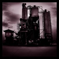 Cement plant2 by dskphotography