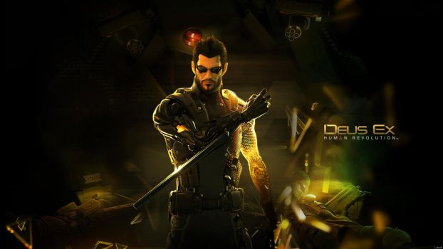 Deus Ex: Human Revolution wp by igotgame1075