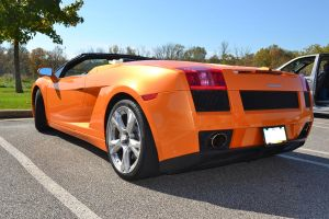 Lamborghini Gallardo Spyder by Anths95