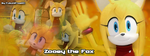 Commission Design (2/2) :: Zooey the Fox Banner:: by FubukiFrost01