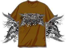 T-Shirt Dapoer Studio by gilang2007