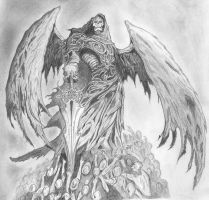 Angel Of Death by Deathrebellion
