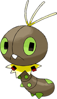 Scatterbug (Shiny Theory) by HGSS94