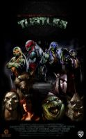 Teenage Mutant Ninja Turtles by Comedian03