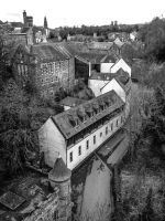 Dean Village by Amby-Photograhy