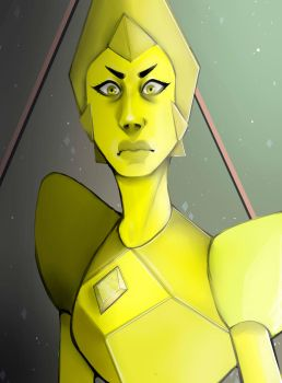 Yellow Diamond by sokapaja