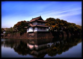 Tokyo Imperial Palace by TheRaider