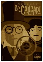 cabinet of dr. caligari dvd by strongstuff